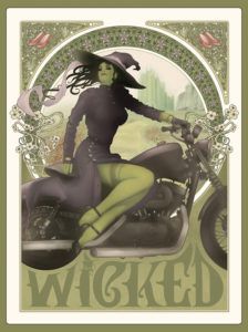 Wicked Witch by Jeff Langevin